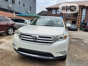 Toyota Highlander 2012 SE White | Cars for sale in Lagos State, Amuwo-Odofin