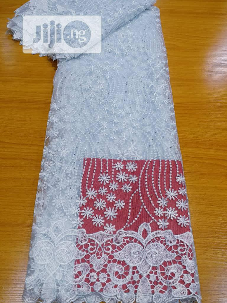 Archive: Quality White Lace
