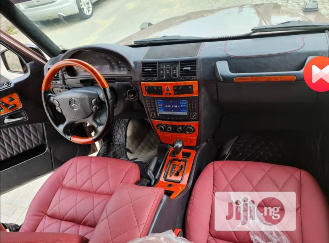Mercedes-Benz G-Class 2004 Base G 55 AMG 4x4 Pink | Cars for sale in Lekki, Lagos State, Nigeria