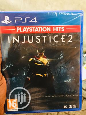 Playstation 4 Injustice 2 | Video Games for sale in Lagos State, Ikeja