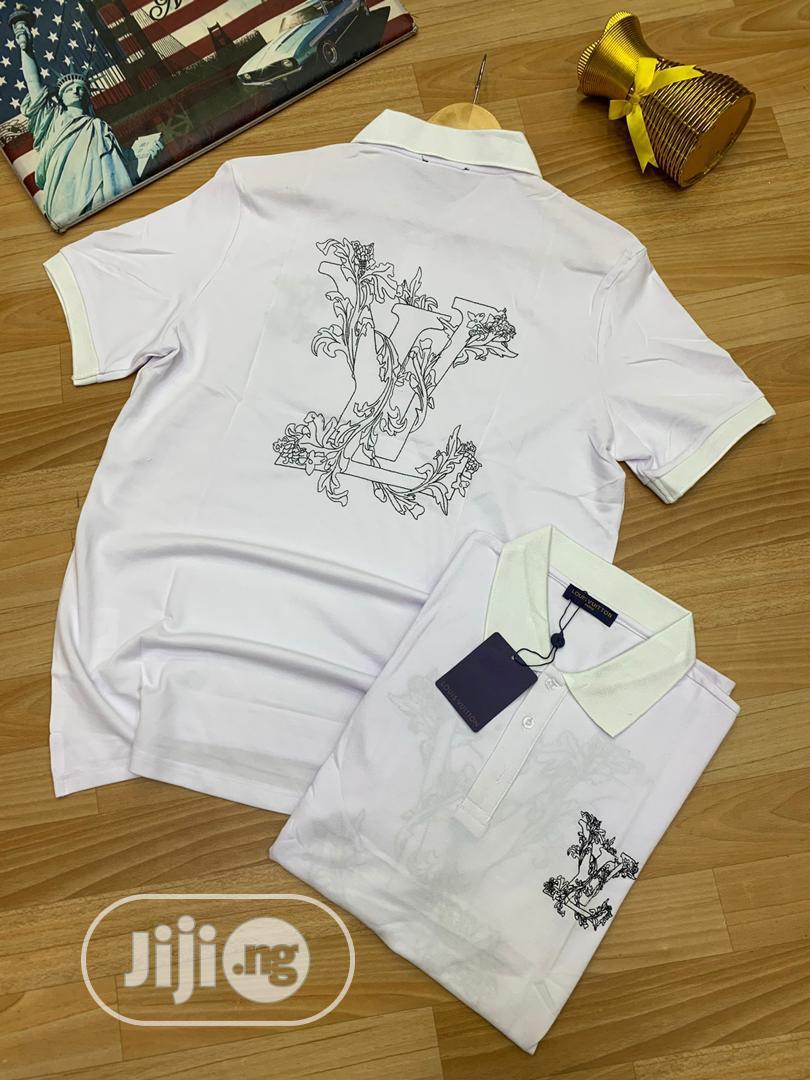 Archive: Original Louis Vitton Polo Shirt