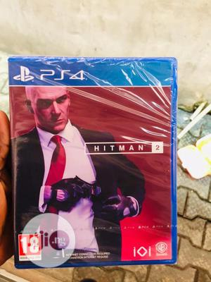 Ps4 Hitman 2 | Video Games for sale in Lagos State, Ikeja
