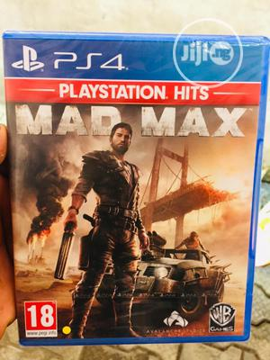 Playstation 4 Mad Max | Video Games for sale in Lagos State, Ikeja