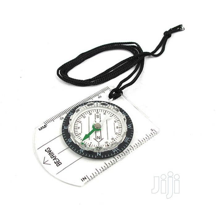 Plastic Plate Compass