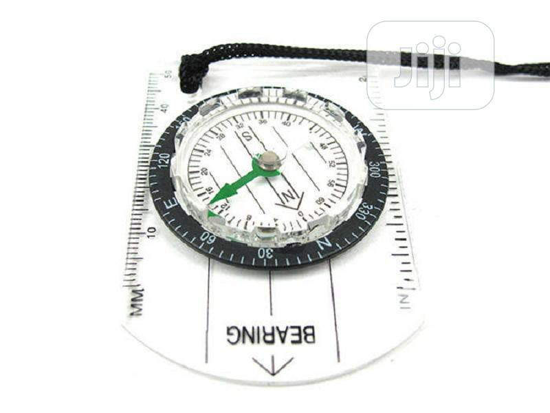 Plastic Plate Compass | Camping Gear for sale in Lagos Island (Eko), Lagos State, Nigeria