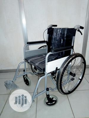 Wheelchair With Commode | Medical Supplies & Equipment for sale in Enugu State, Enugu