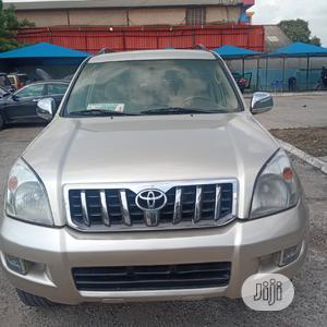 Toyota Land Cruiser Prado 2006 GX LIMITED Gold   Cars for sale in Lagos State, Ikeja