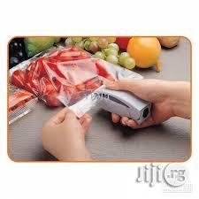 Mini Portable Handy Plastic Bag Sealing Machine   Kitchen Appliances for sale in Lagos State, Surulere