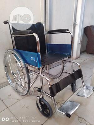 Economy Self-propelled Medical Wheelchair | Medical Supplies & Equipment for sale in Enugu State, Enugu