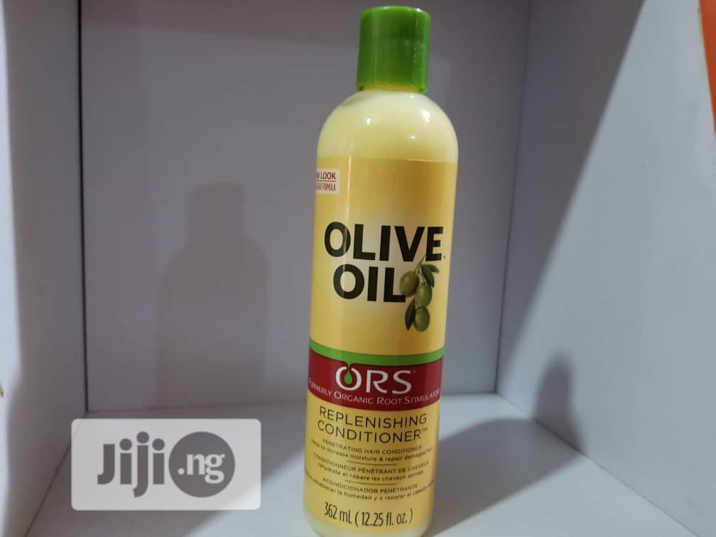 Olive Oil Hair Shampoo And Conditioner