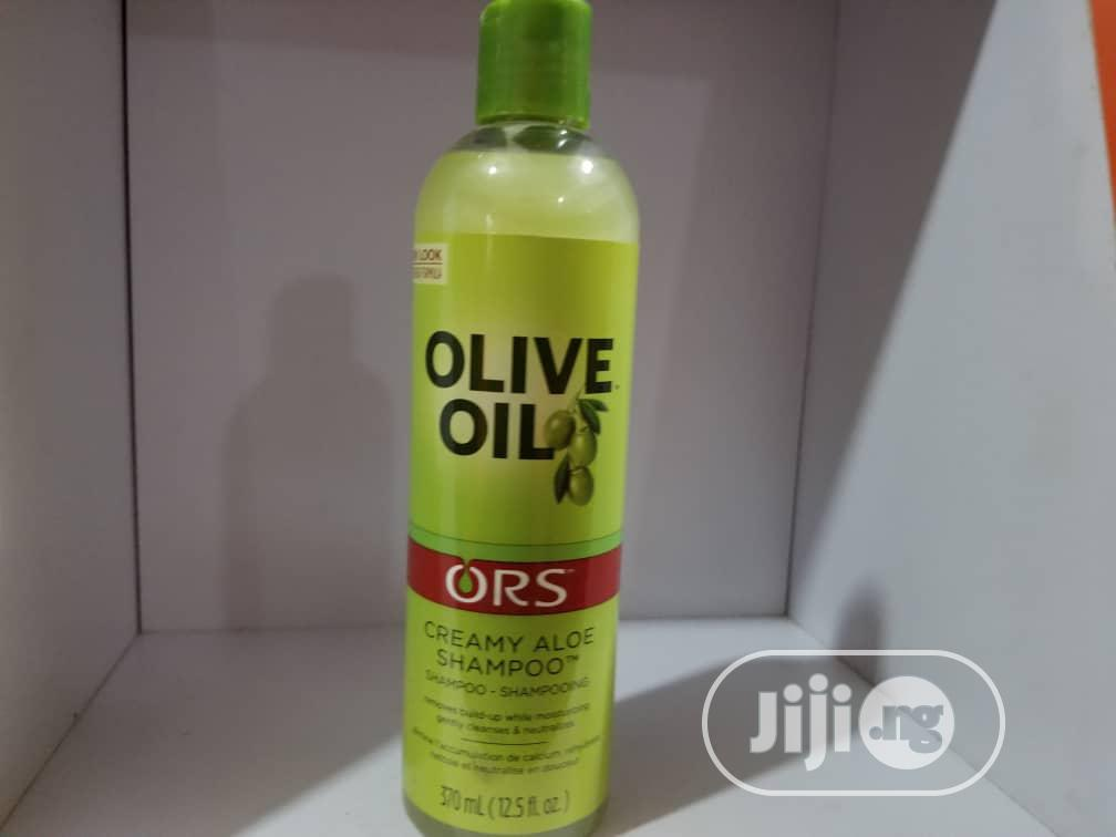 Olive Oil Hair Shampoo And Conditioner | Hair Beauty for sale in Abule Egba, Lagos State, Nigeria