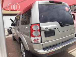Land Rover LR4 2012 V8 Gray   Cars for sale in Lagos State, Ikeja