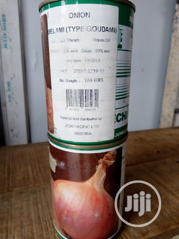 100g Onio Belami Seed