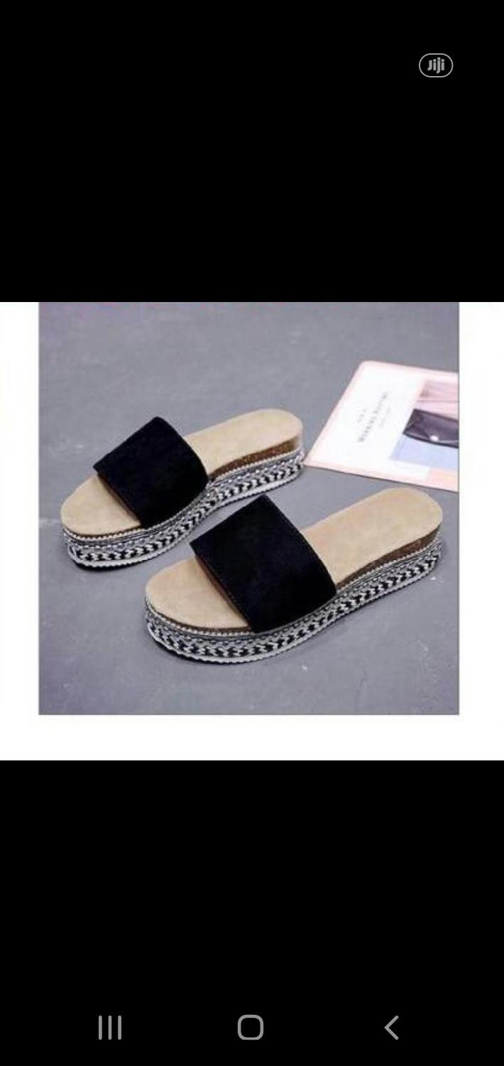New Quality Female Slider Slippers | Shoes for sale in Isolo, Lagos State, Nigeria