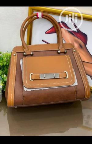 New Quality Turkey Female Leather Handbag   Bags for sale in Lagos State, Isolo