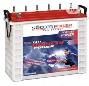 Soccer Power Tubler Battery For Ur Battery Problem   Solar Energy for sale in Edo State, Benin City
