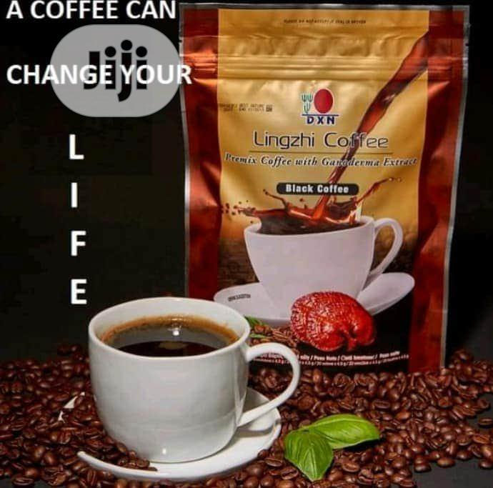 Ganoderma Coffee 3 In 1, Best Healthy Drink For The Day