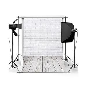 White Brick Photography Backdrop | Accessories & Supplies for Electronics for sale in Rivers State, Port-Harcourt