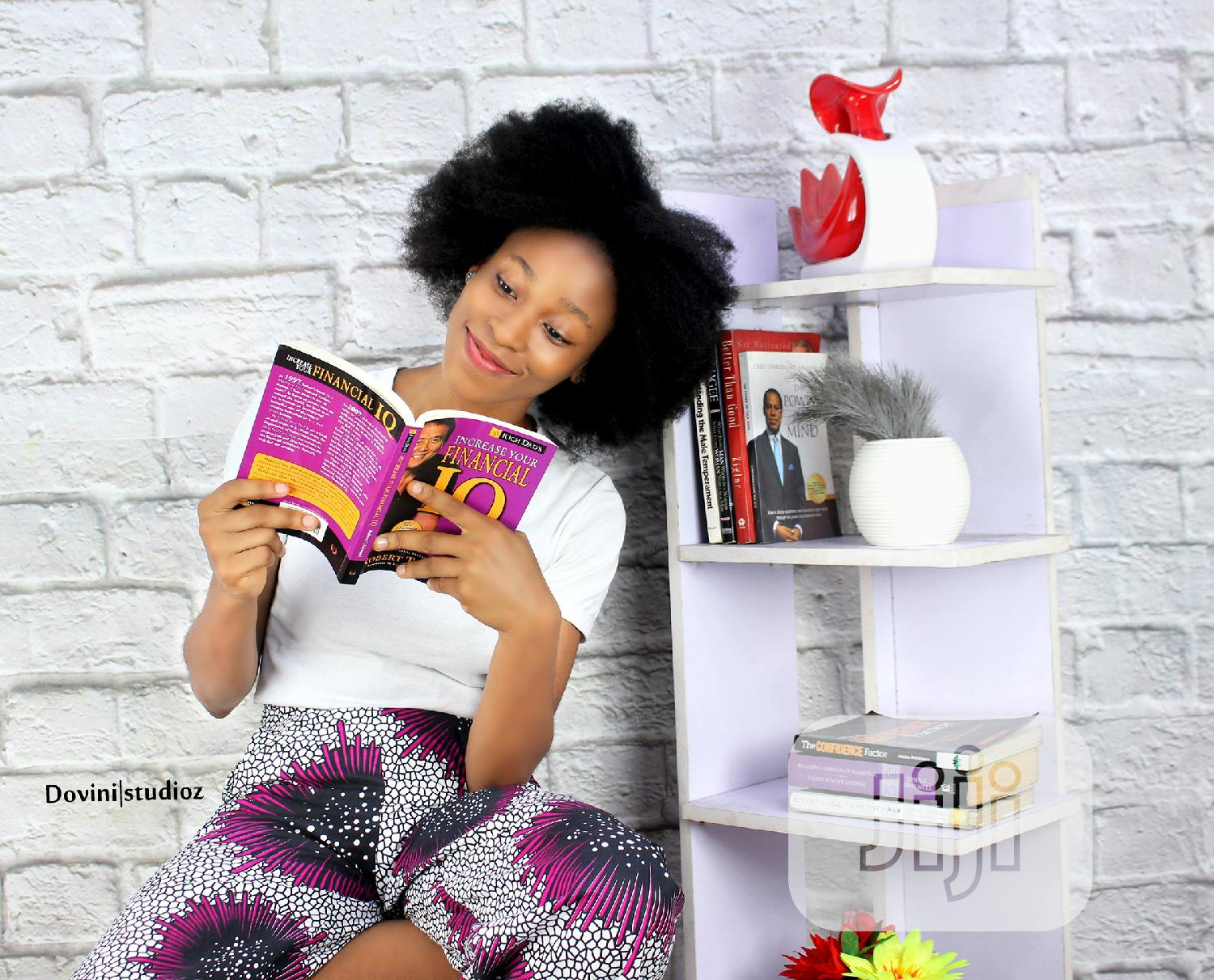 White Brick Photography Backdrop | Accessories & Supplies for Electronics for sale in Port-Harcourt, Rivers State, Nigeria