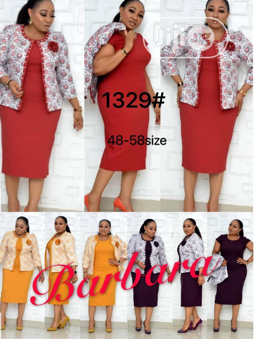 New Quality Corporate Gown and Jacket . | Clothing for sale in Isolo, Lagos State, Nigeria