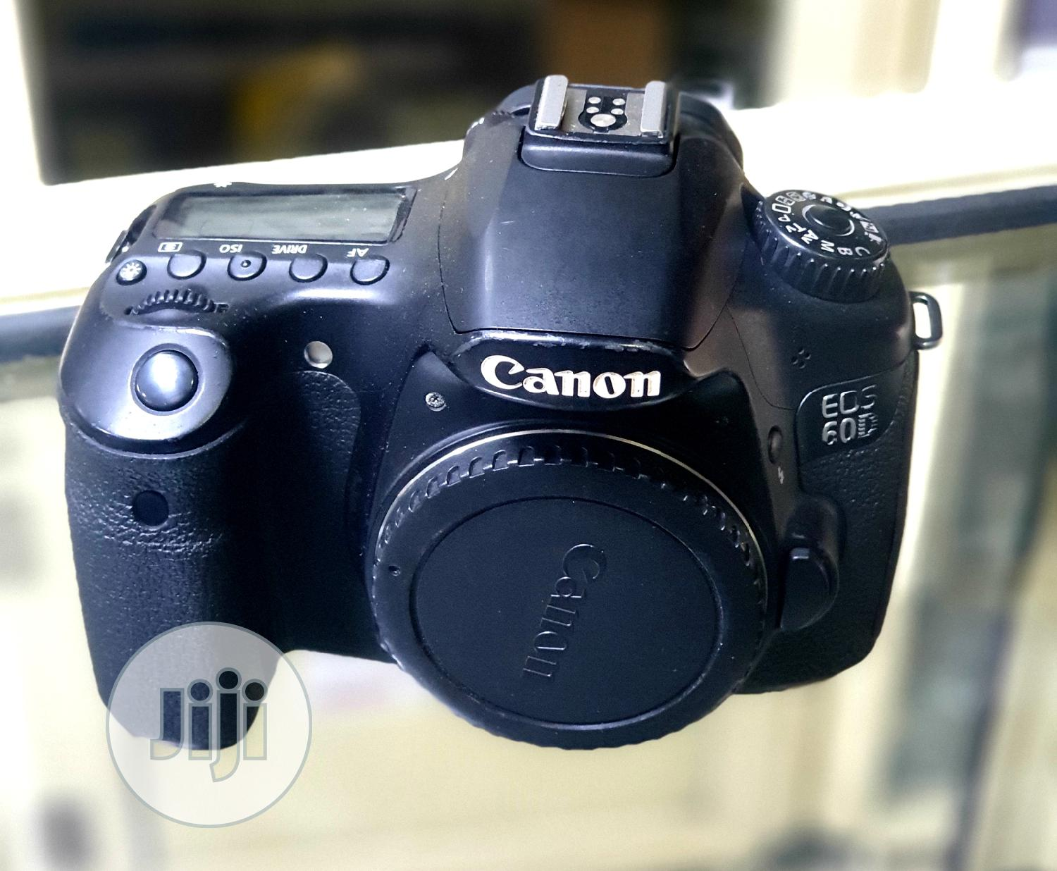 Archive: Canon EOS 60D Body Only
