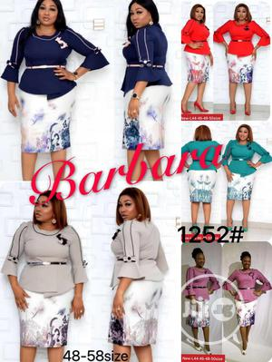 New Quality Female Skirt and Blouse | Clothing for sale in Lagos State, Isolo