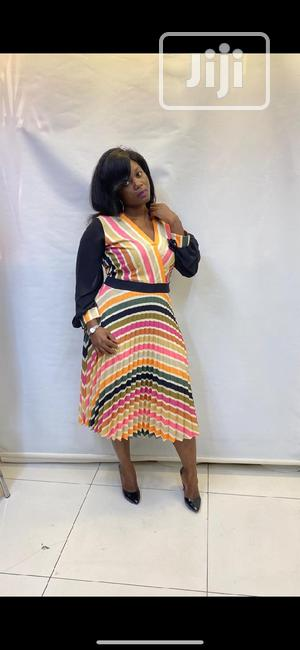 New Quality Female Turkey Long Sleeve Gown. | Clothing for sale in Lagos State, Isolo