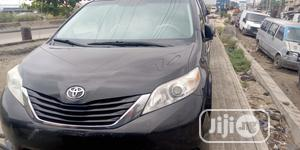 Toyota Sienna 2012 7 Passenger Black | Cars for sale in Lagos State, Amuwo-Odofin