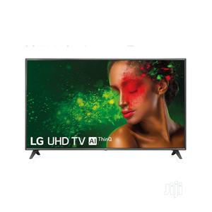 LG 75 Inches 4K Ultra HD Smart TV | TV & DVD Equipment for sale in Lagos State, Ikeja