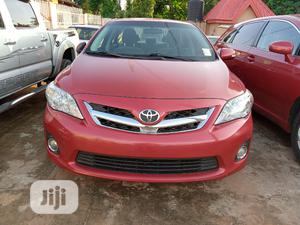 Toyota Corolla 2013 Red   Cars for sale in Anambra State, Onitsha