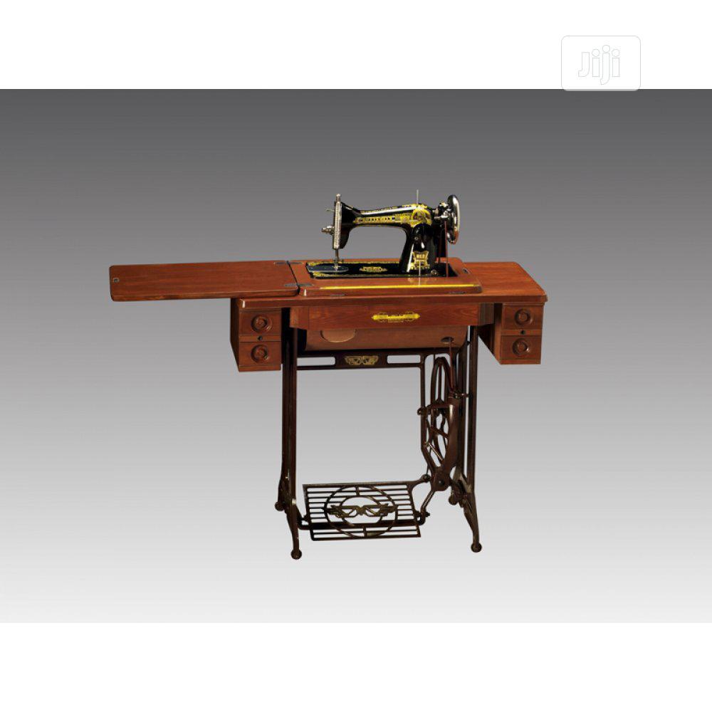 Manual Folding Sewing Machine (JA2-1) -Butterfly J12