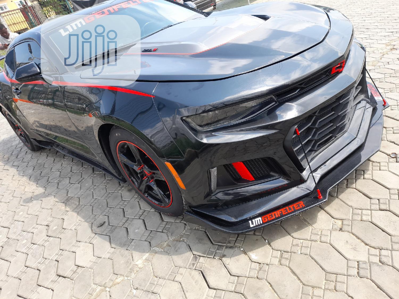 Chevrolet Camaro 2019 Black   Cars for sale in Lekki, Lagos State, Nigeria