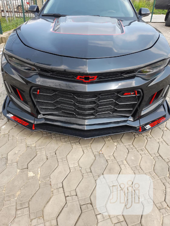 Chevrolet Camaro 2019 Black