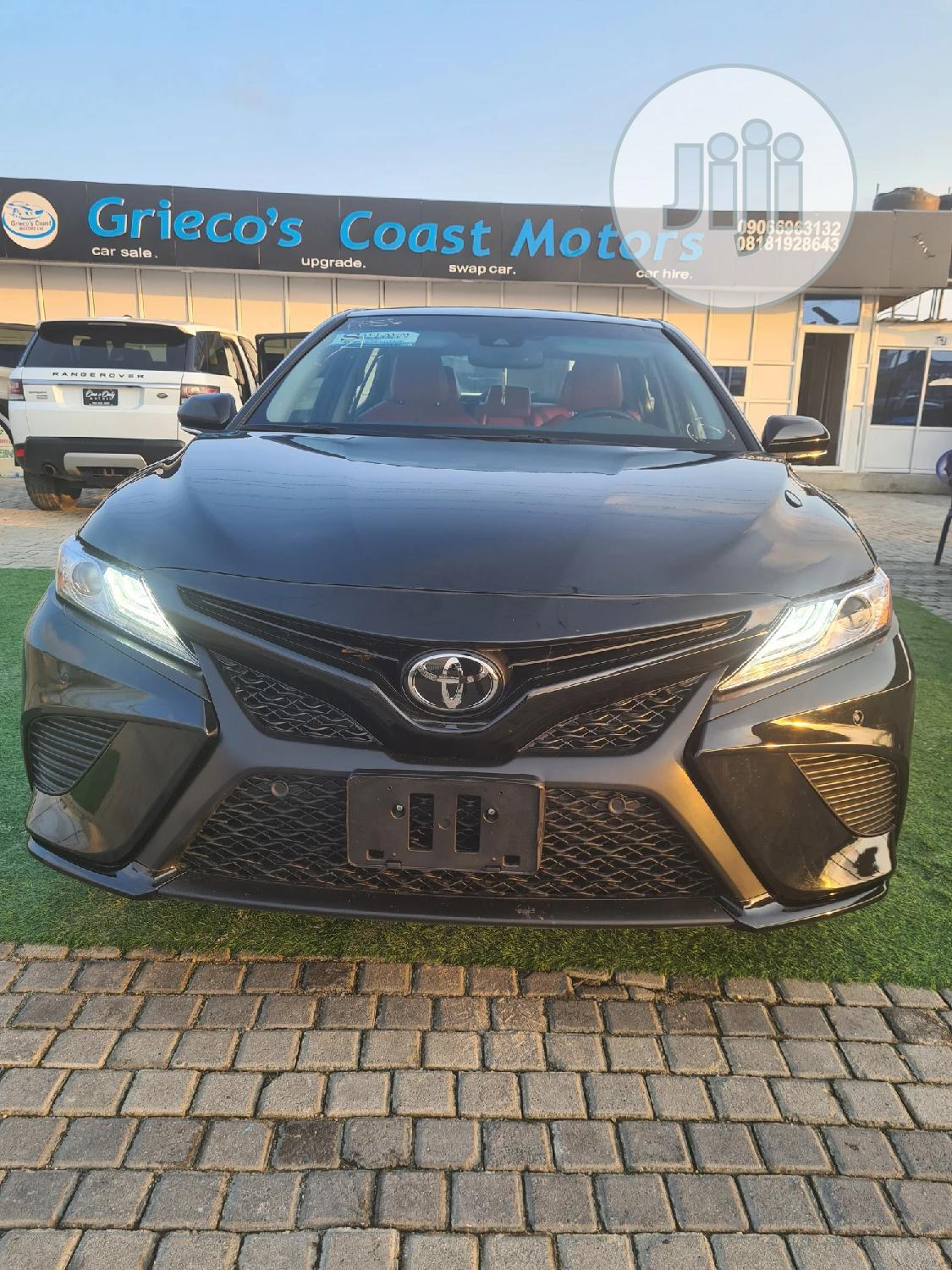 Toyota Camry 2018 Black | Cars for sale in Lekki, Lagos State, Nigeria