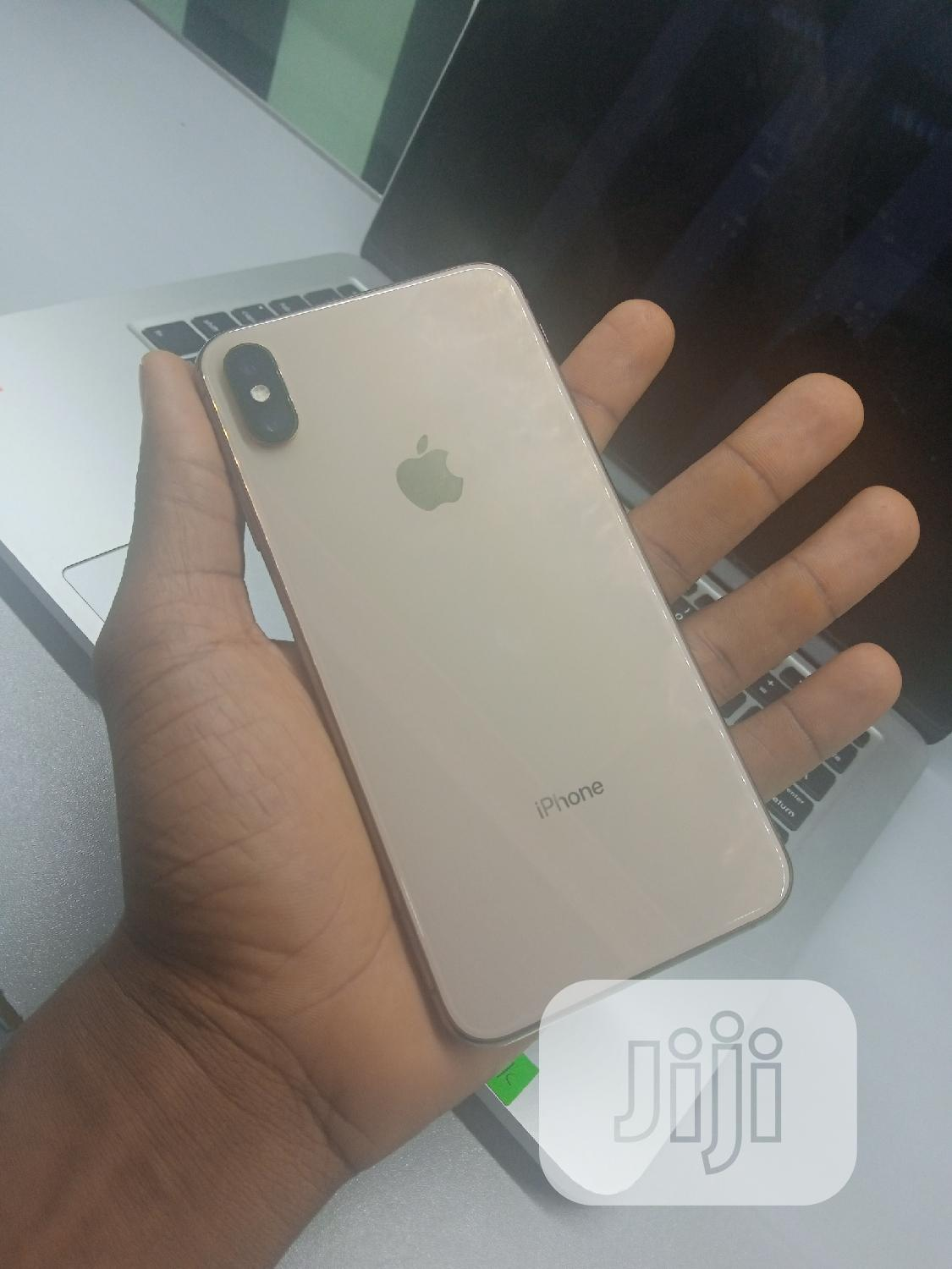 Apple iPhone XS Max 256 GB Gold | Mobile Phones for sale in Ikeja, Lagos State, Nigeria