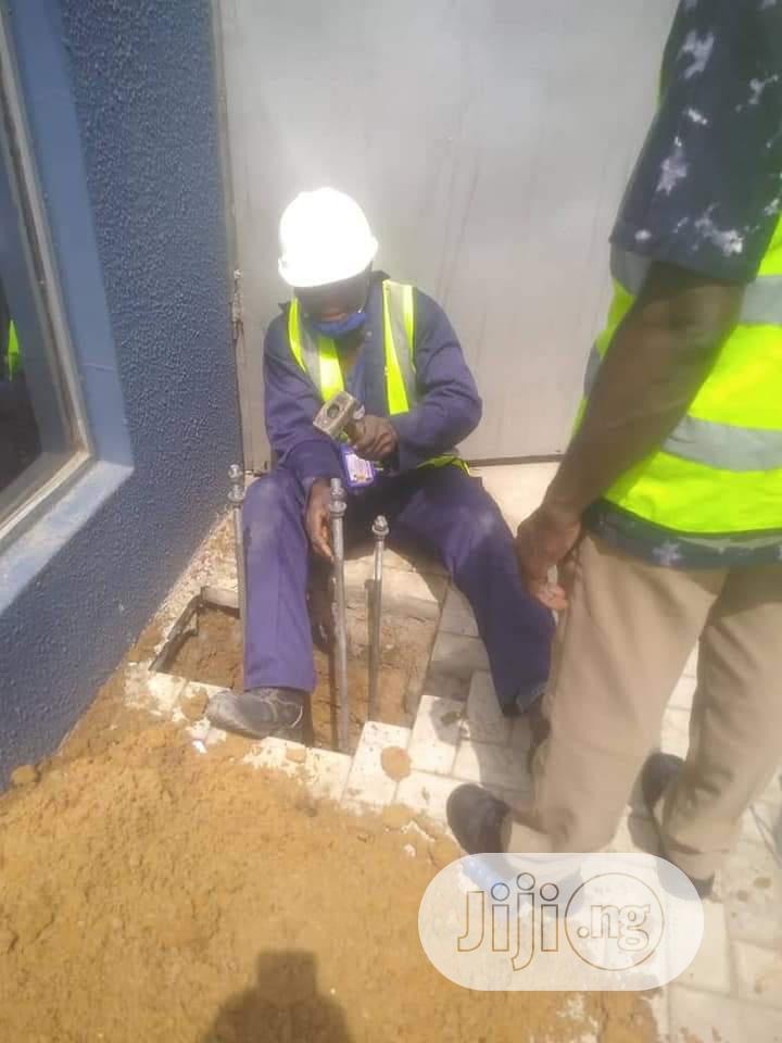 Thunder Arrestor | Building & Trades Services for sale in Surulere, Lagos State, Nigeria