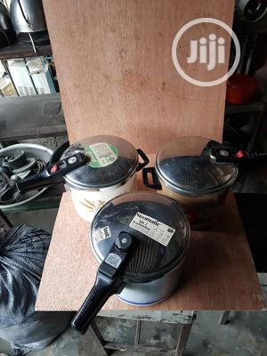 Pressure Pot Original Pressure Pot Tokunbo Pressure Pot | Kitchen & Dining for sale in Lagos State, Surulere