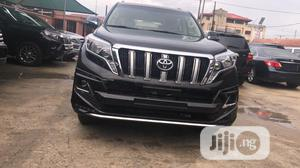Toyota Land Cruiser Prado 2016 VX Black | Cars for sale in Lagos State, Lekki
