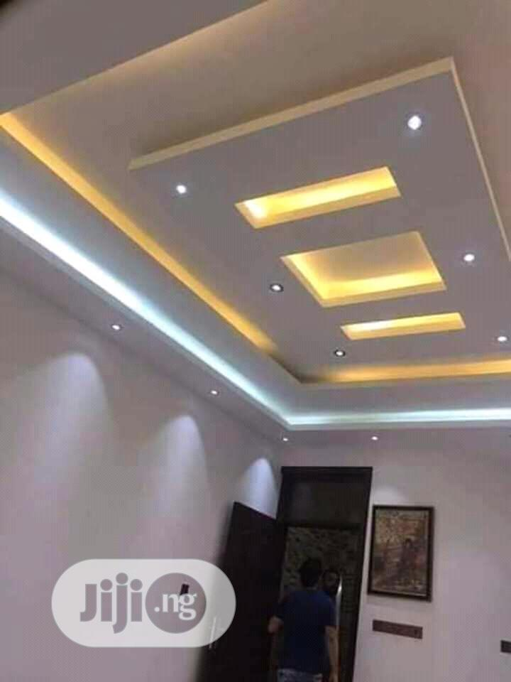Gorgeous Plaster Of Paris(POP) Designs | Building & Trades Services for sale in Yenagoa, Bayelsa State, Nigeria
