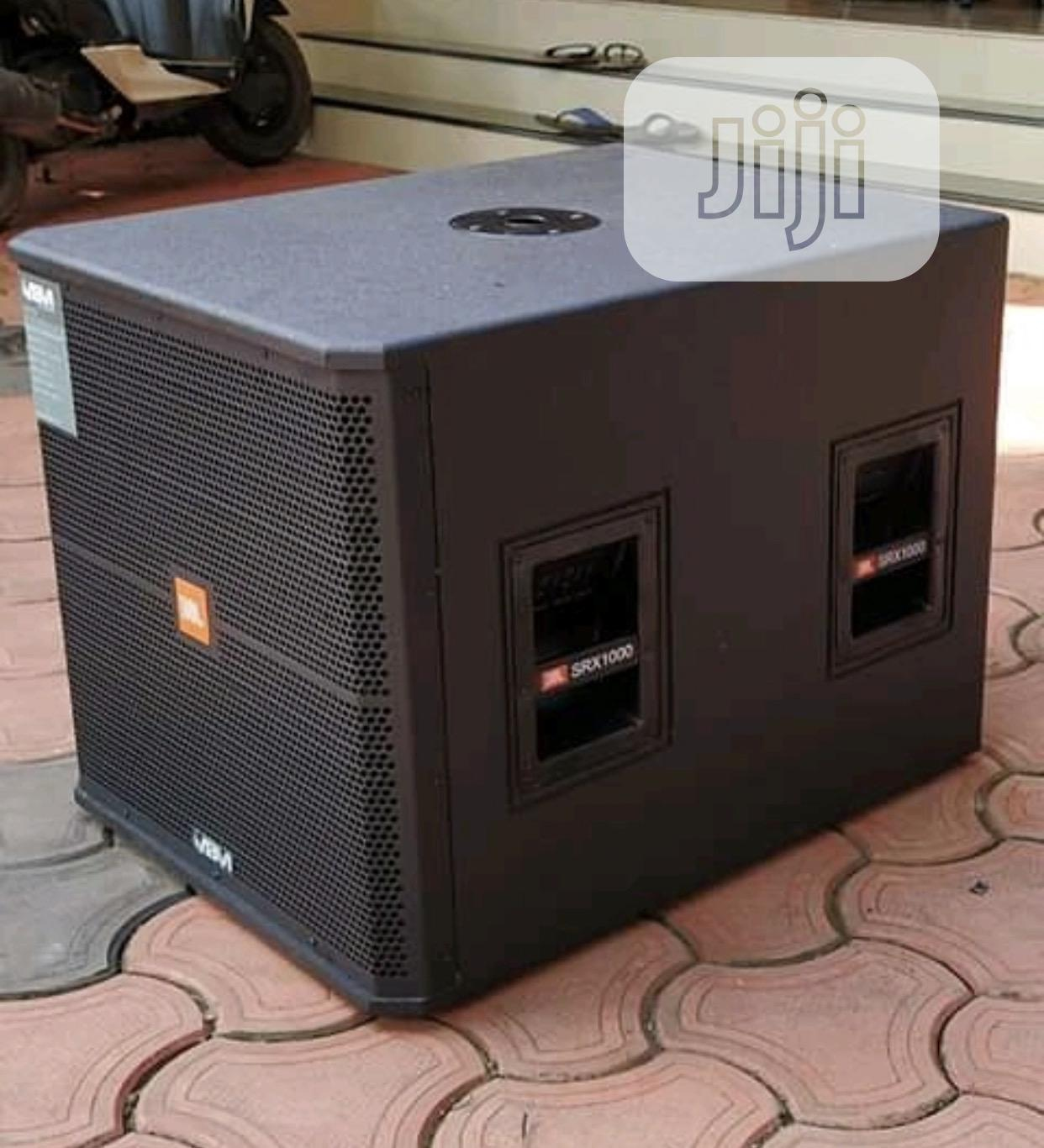Jbl Active Sub Heavy Weight Multi Power