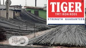 Tiger Tmt Iron Reinforcement | Building Materials for sale in Lagos State, Ojodu