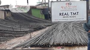 Real Tmt Standard Iron | Building Materials for sale in Lagos State, Lekki