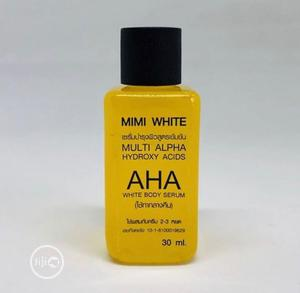 Mimi White 🔥🔥👇👇🔥 Alpha Hydroxyl Acid With Vit A, C, E   Skin Care for sale in Lagos State, Ojo
