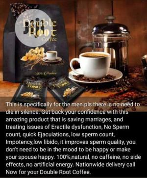 Double Root Coffee | Vitamins & Supplements for sale in Lagos State, Lekki