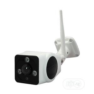 Panoramic Wifi Outdoor Camera With 2-Way Audio Waterproof   Security & Surveillance for sale in Lagos State, Ikeja
