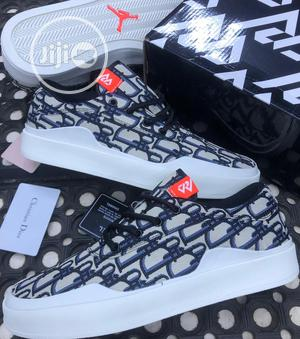 Dior Vans Sneaker Available as Seen Order Yours Now | Shoes for sale in Lagos State, Lagos Island (Eko)