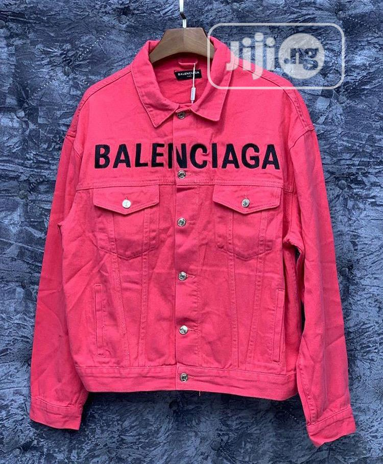 Archive: Balenciaga Jackets