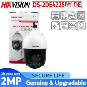 Hikvision PTZ DS-2DE4225IW-DE 2mp Ip Camera 25x Zoom | Security & Surveillance for sale in Lagos State, Ikeja