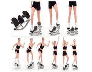 Body Slender Cardio and Core Workout Stepper   Sports Equipment for sale in Rivers State, Port-Harcourt