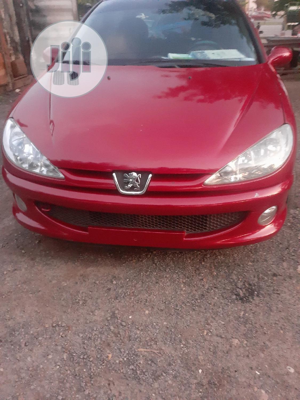 Archive Peugeot 206 2000 Cc Red In Garki 1 Cars Kamil Iliyasu Jiji Ng